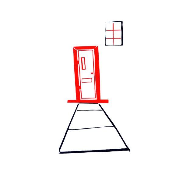 Ethel Shipton Extra 15 Minutes: doorway Moments Series, 2011