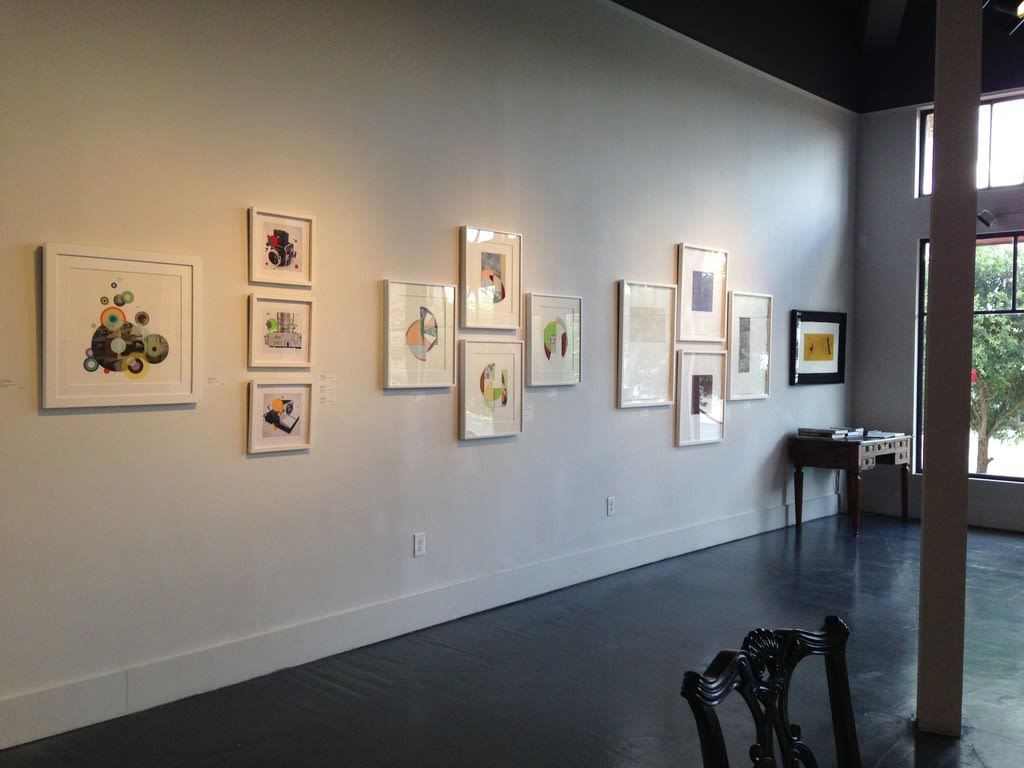 Paper, Pencil & Ink: Prints & Other Works on Paper