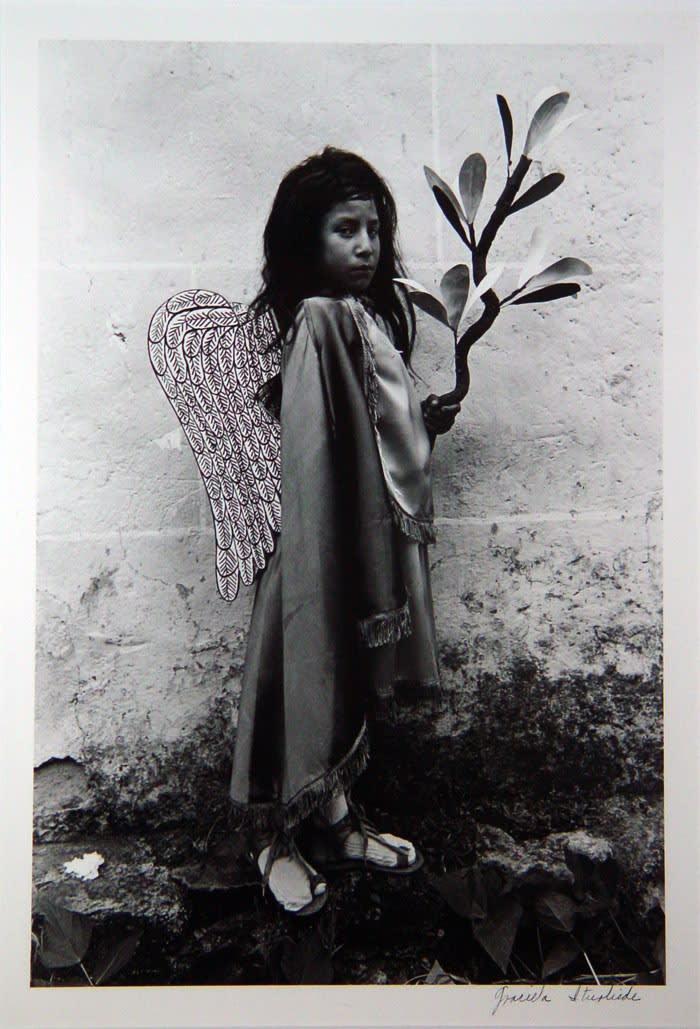 Graciela Iturbide Angelito Mexicano, 1984