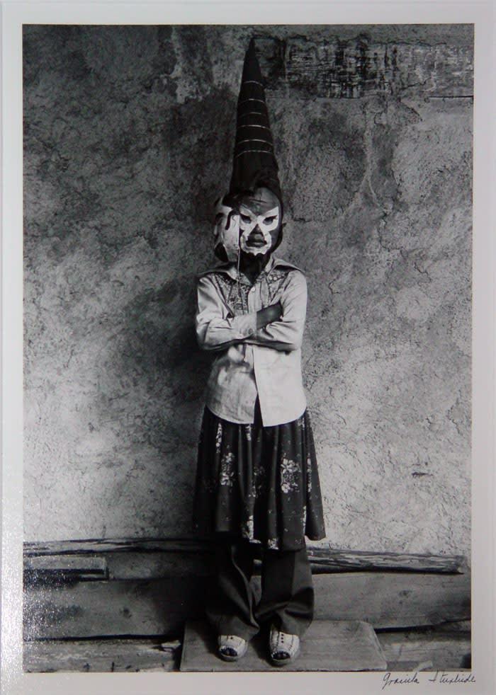 Graciela Iturbide Jano, Ocumichu, Michoacan, 1980, printed 1998