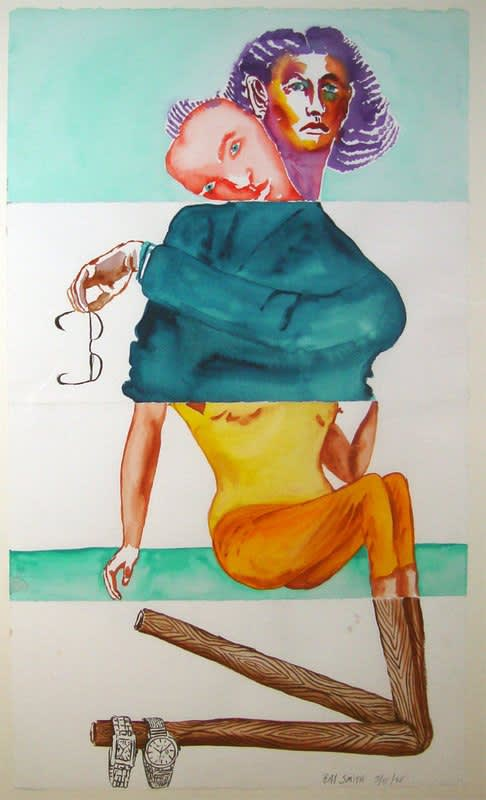 Ray Smith Cadaver exquisito, 1998