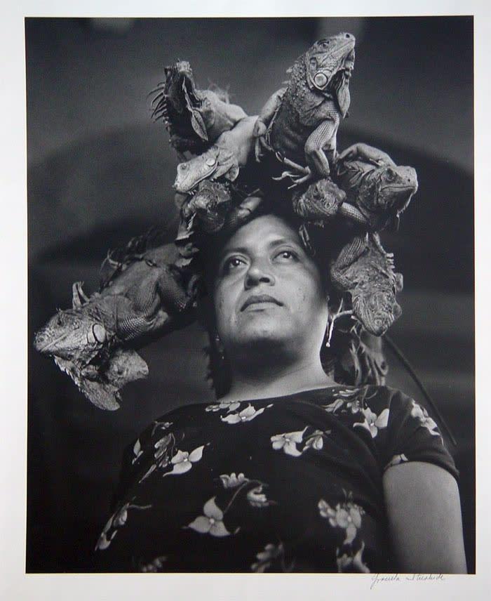 Graciela Iturbide Nuestra Señora de las Iguanas, 1979