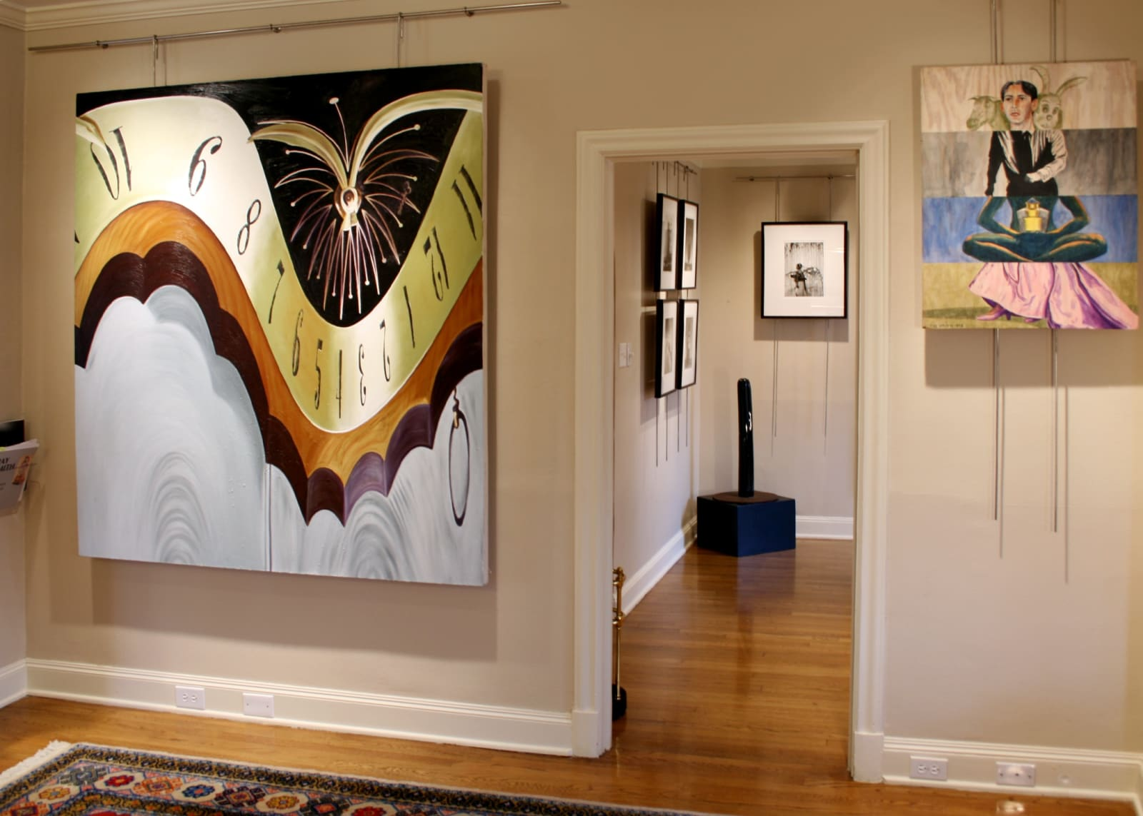 Art in Dialogue: Color, Form & Line