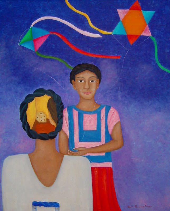 Irma Guerrero Reto (challenge), 1996