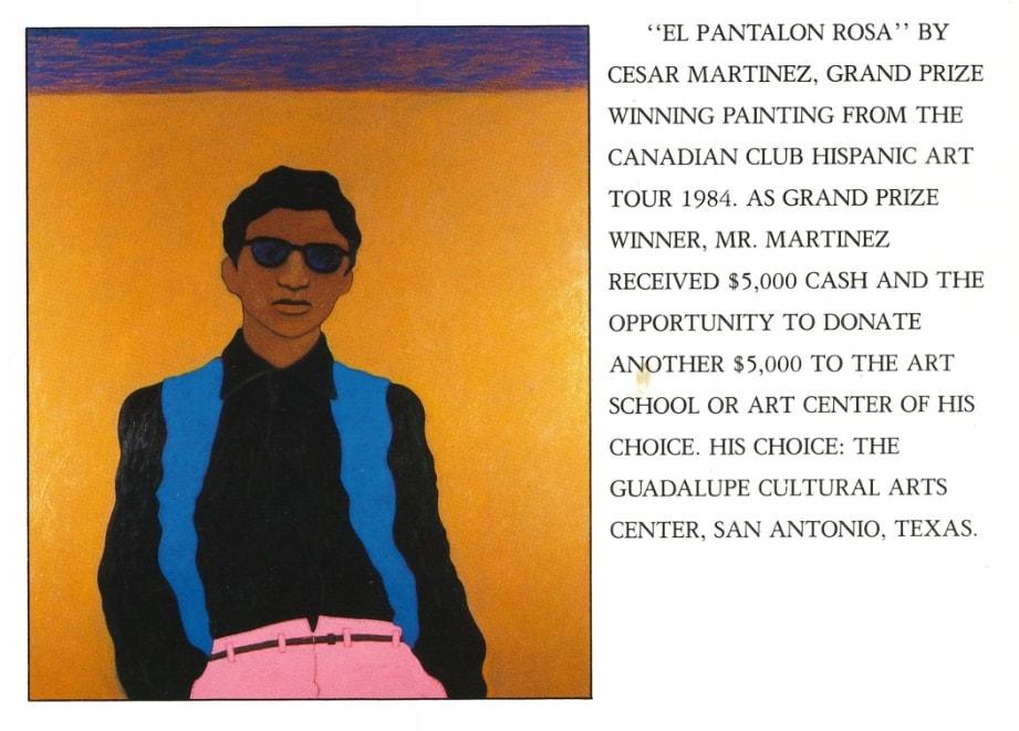 Excerpt taken from the El Museo del Barrio catalogue ¡Mira!, 1984 Download exhibition catalogue