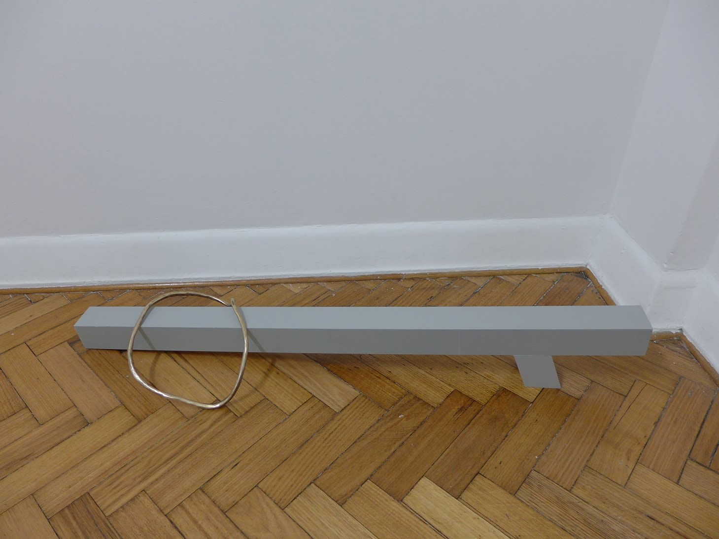 Bianca Hester, performance object #7, 2014