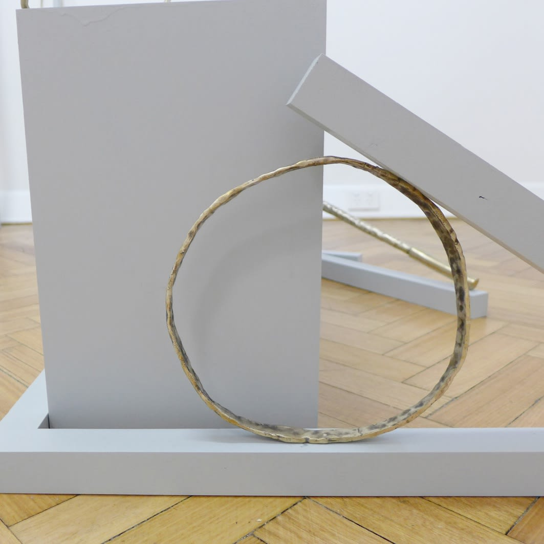 Bianca Hester, performance object #10, 2014