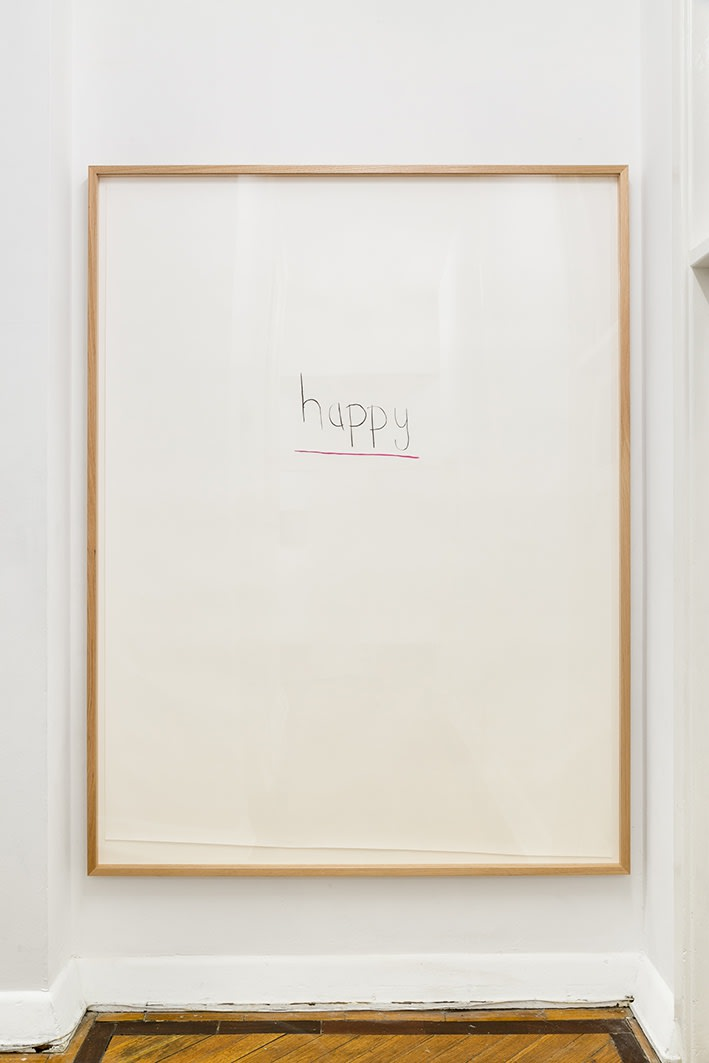 Kiron Robinson, Happy, 2017
