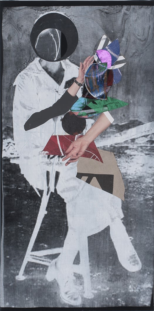 Sally Smart, The Choreography of Cutting (Hand Puppen), 2013–14