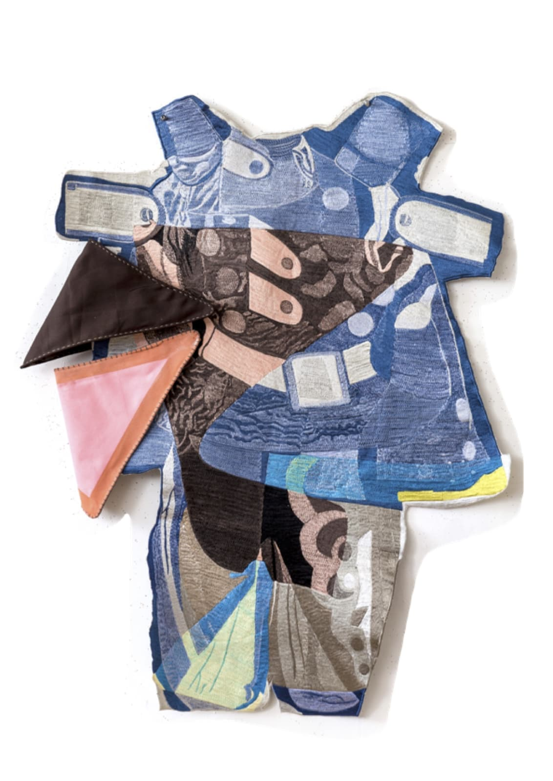 Sally Smart, Performance Assemblage (Form), 2016