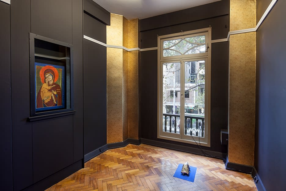 Sanja Pahoki: Being Kazimir Malevich