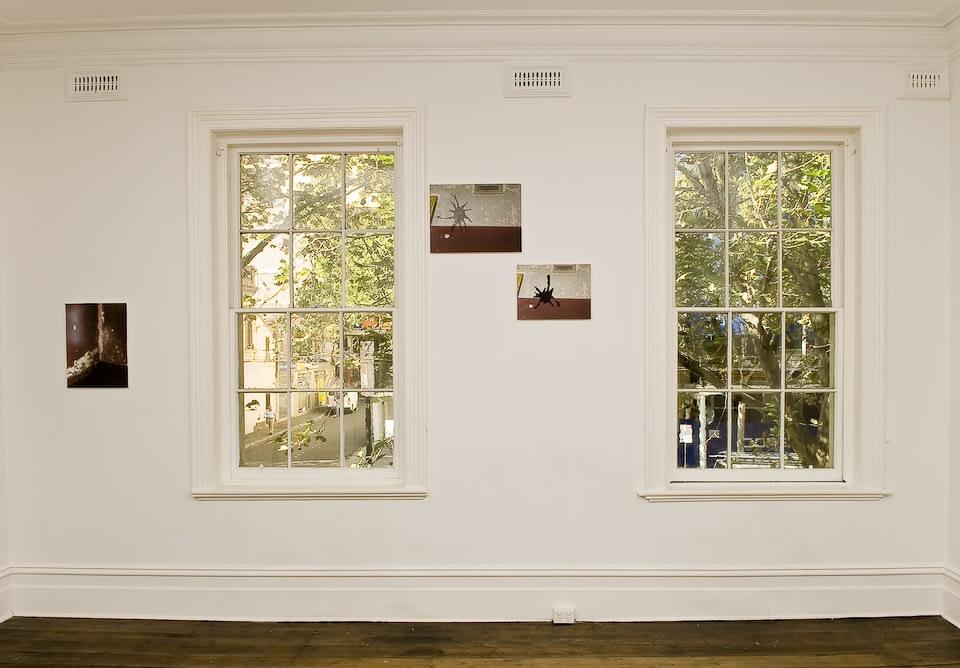 Carolyn Eskdale: untitled after room
