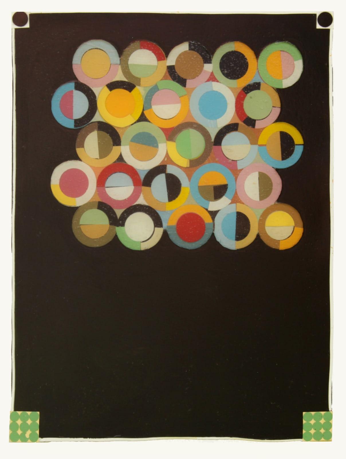 Mark Rodda, Marble Lattice #2, 2020
