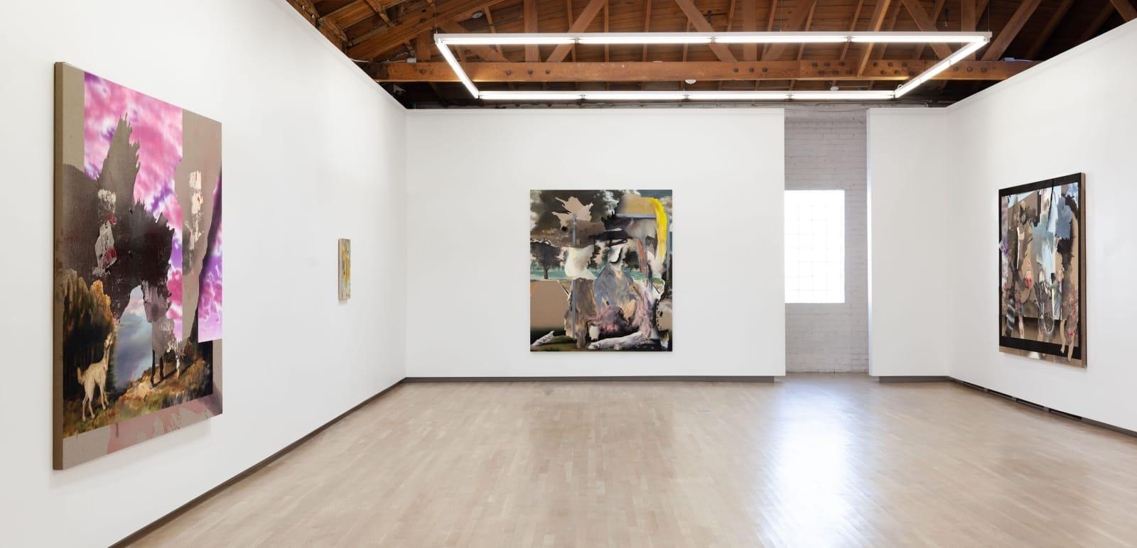 Annie Lapin. Strange Little Beast, Shulamit Nazarian, Los Angeles, 2019