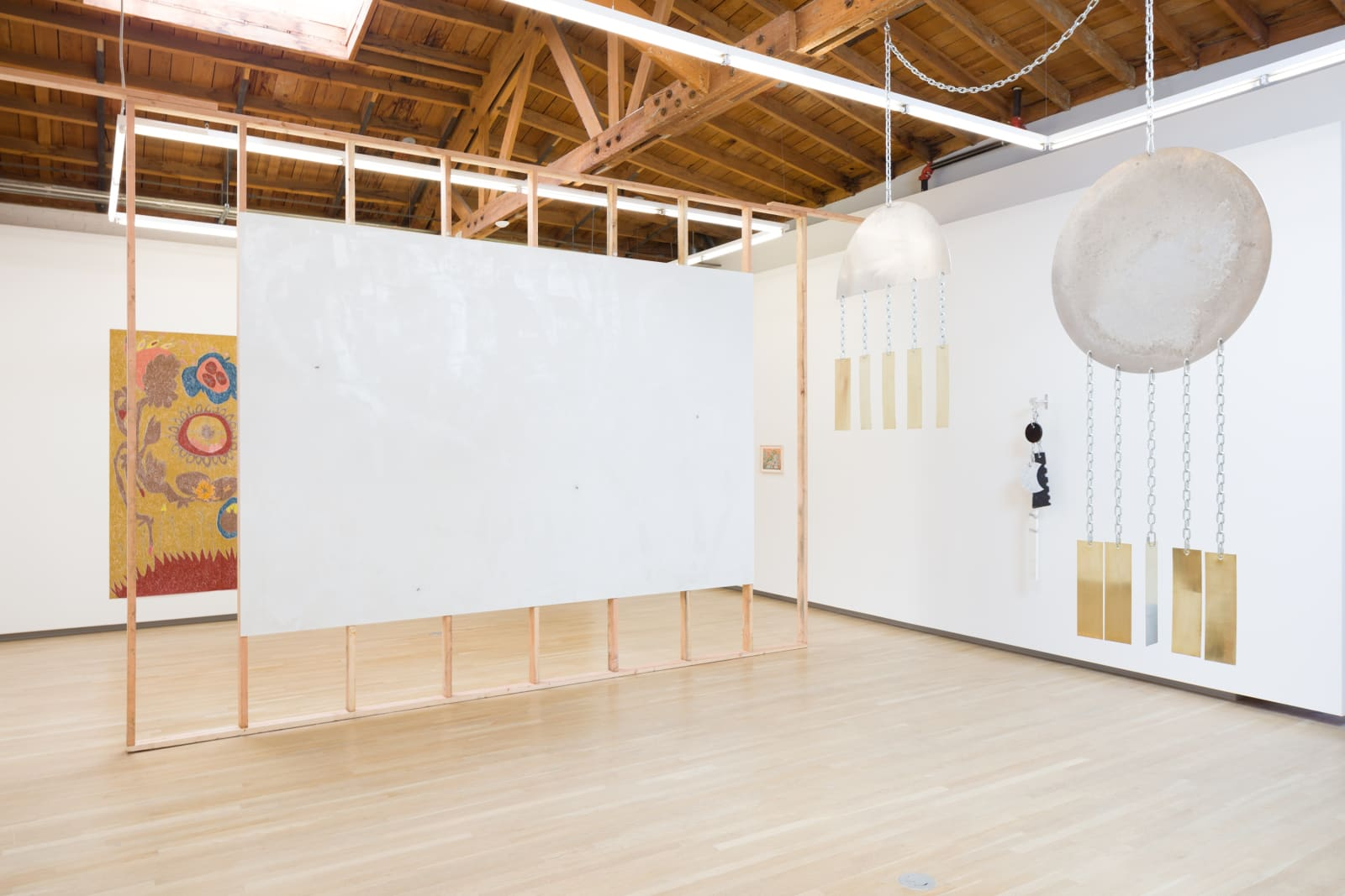 The Project Room, 2019, Shulamit Nazarian, Los Angeles, installation view