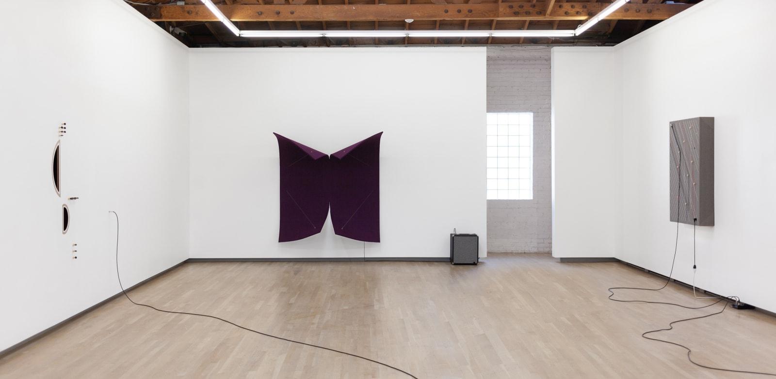 Naama Tsabar, Inversions, installation view