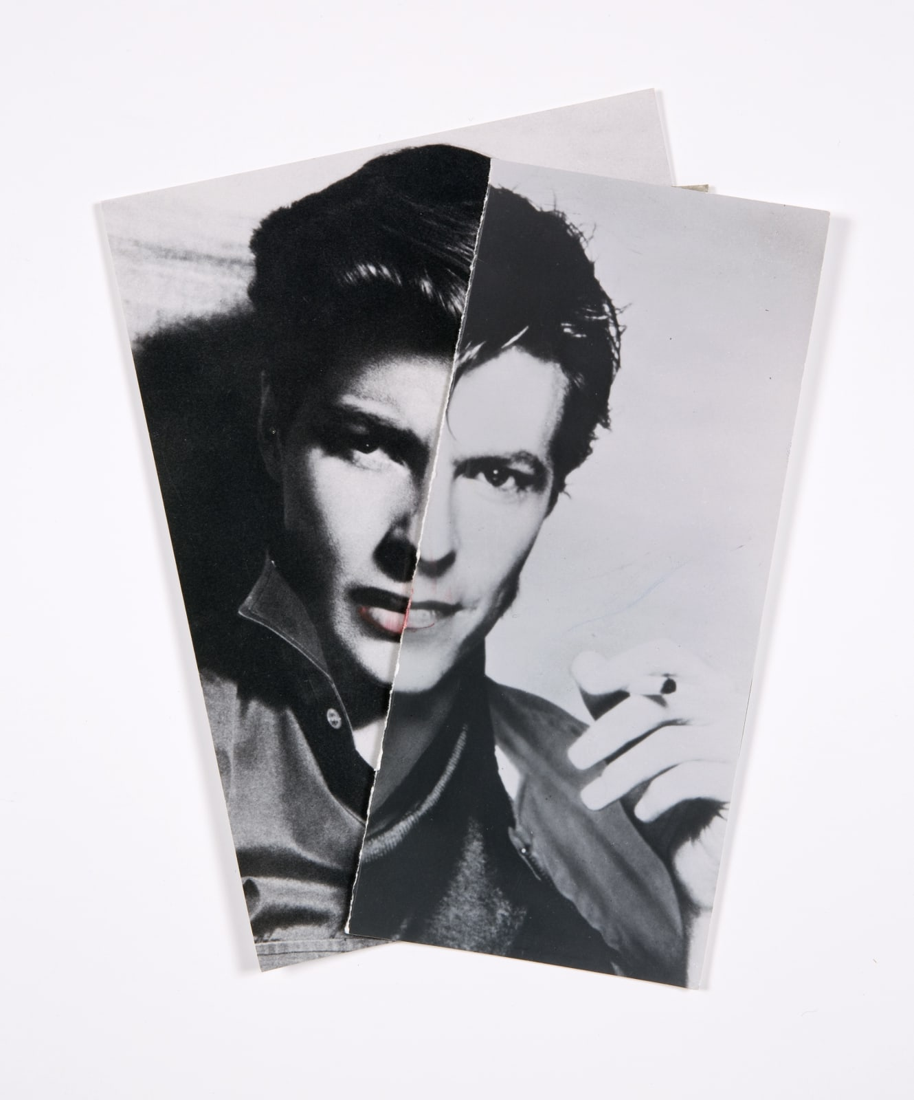 Lynn Hershman Leeson, Bowie/Hepburn, 1983