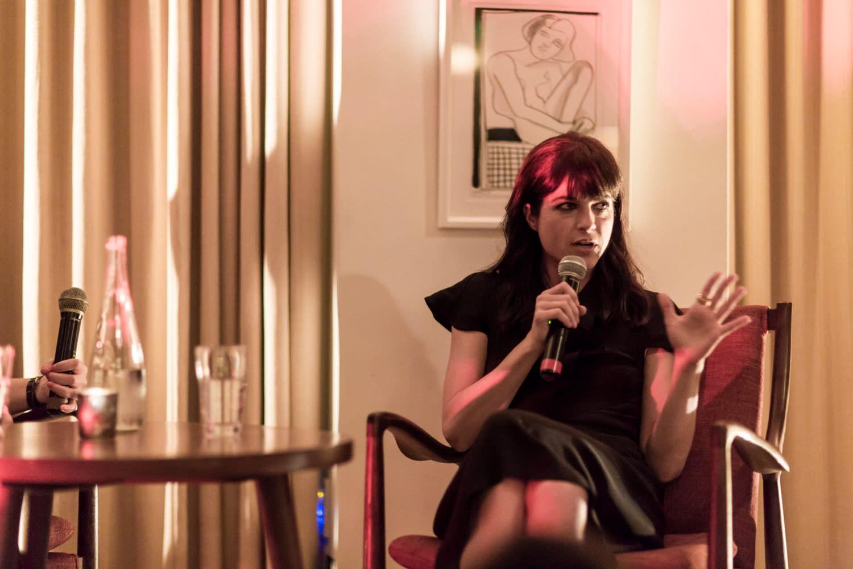 Selma Blair at Soho House West Hollywood