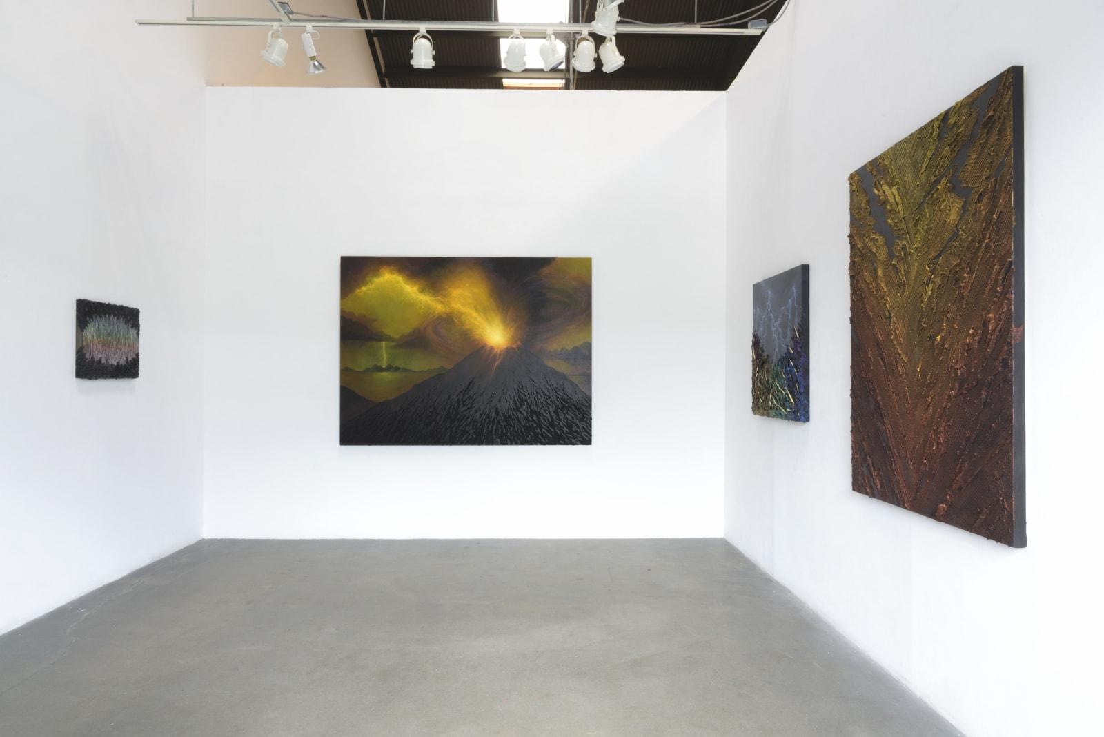 Kelly Berg installation view