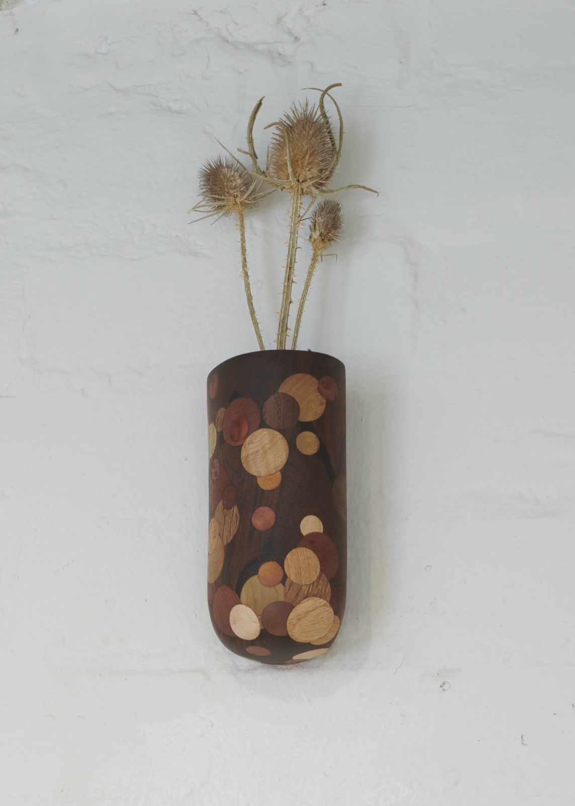 Plug Series, 2020 Klaro Walnut, Eucalyptus, burly Redwood, Bay Lorel, Poplar, Pear, Redwood, Plum, Maple, WOM (wood of mystery), Mahogany, Elm, Oak (The wood is from the Blunk property in CA)
