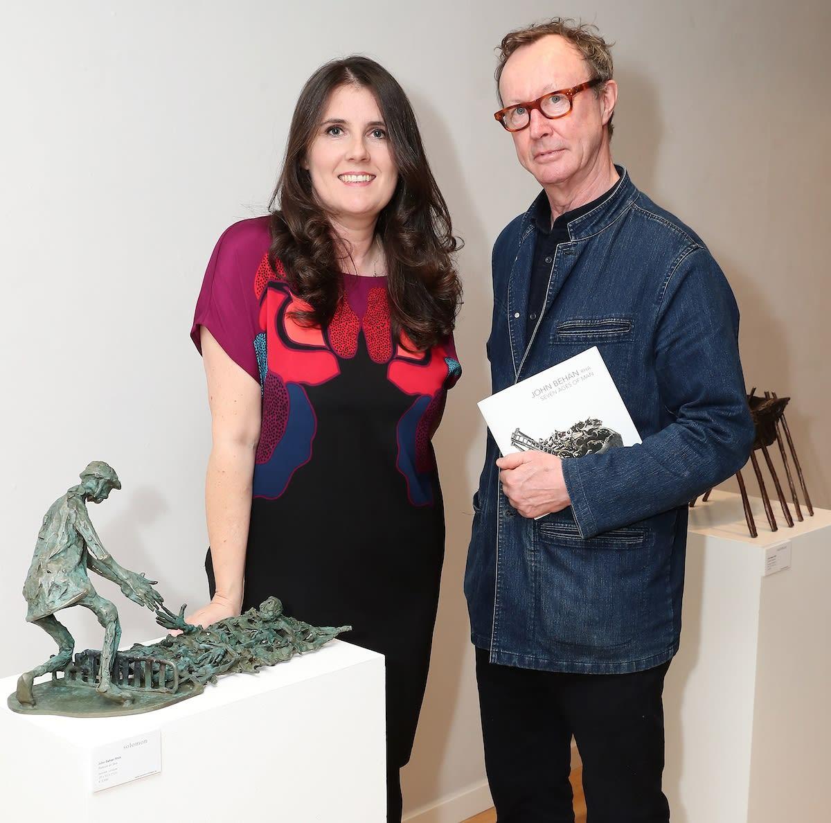 Tara Murphy & Mick O'Dea PPRHA