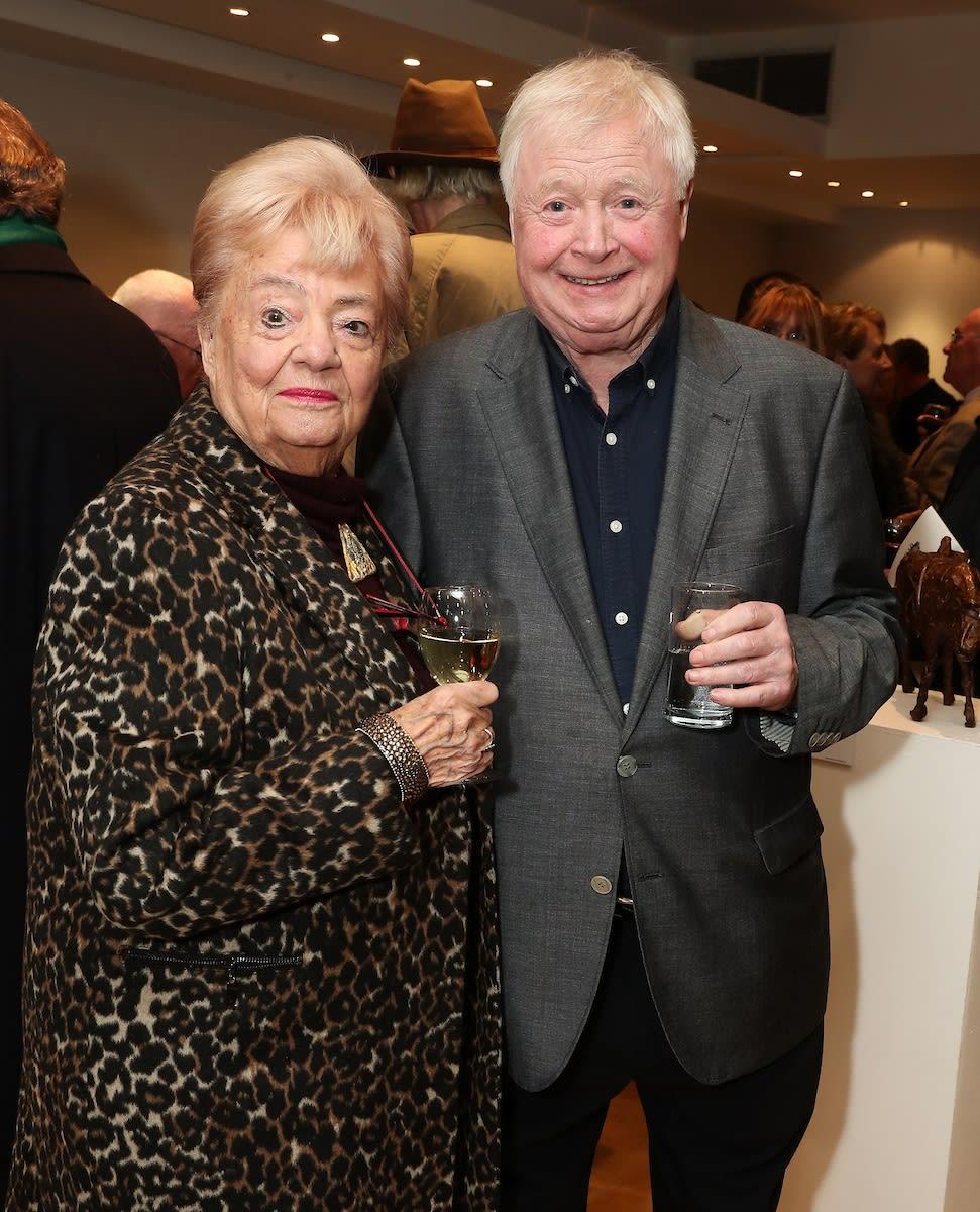 Jackie Stanley & John Behan RHA