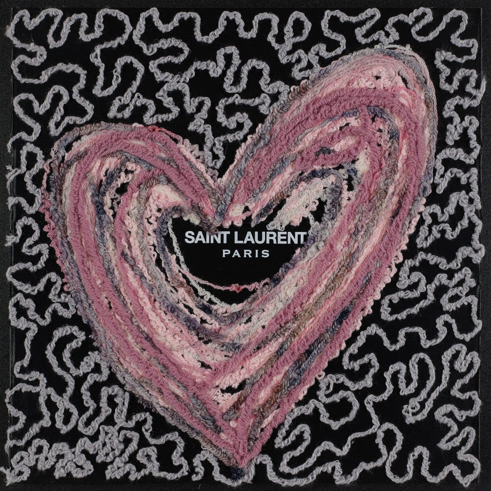 SL Heart (Pink)