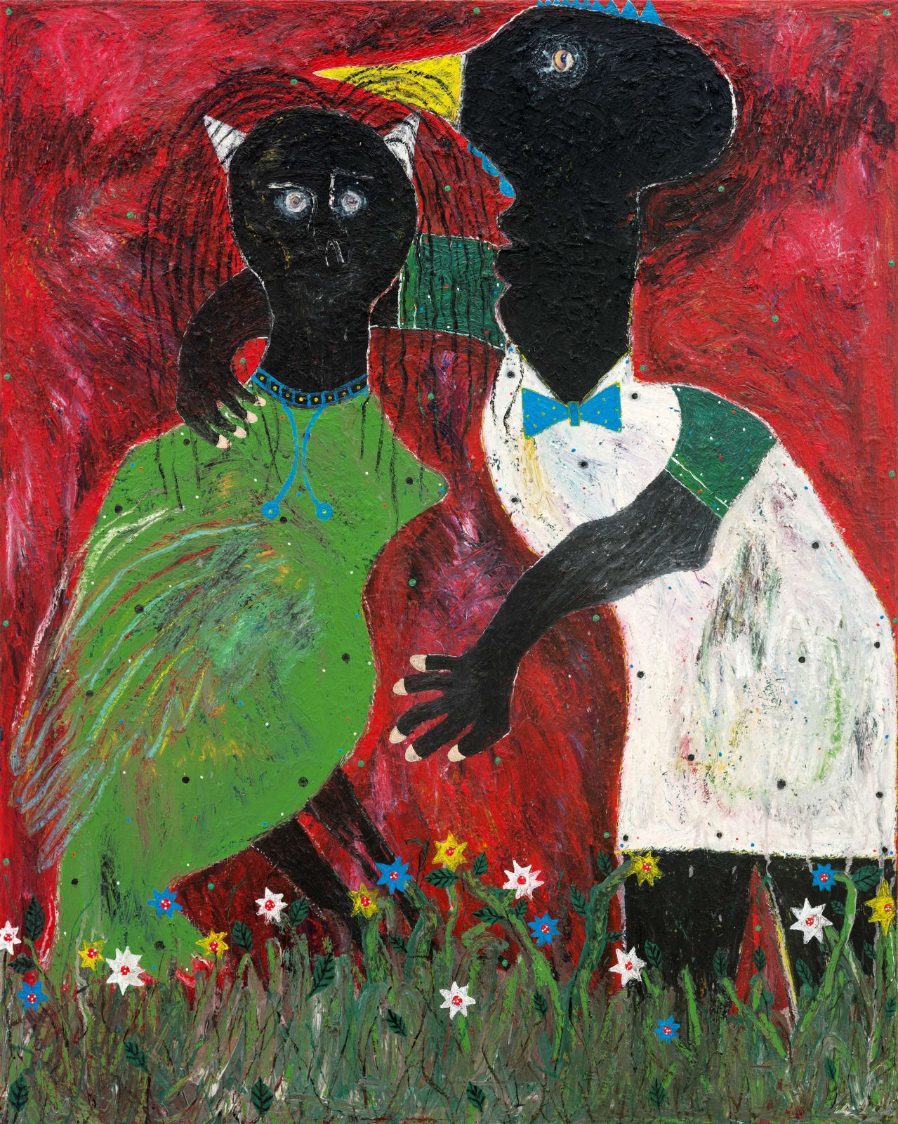 Adjani Okpu-Egbe After the Proposa, 2018