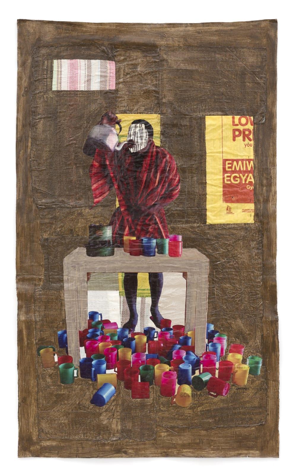 Collin Sekajugo, The Drinker, 2019