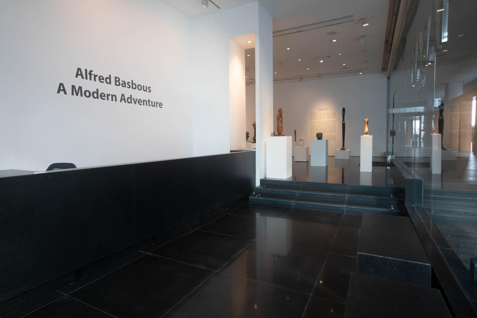Alfred Basbous: A Modern Adventure