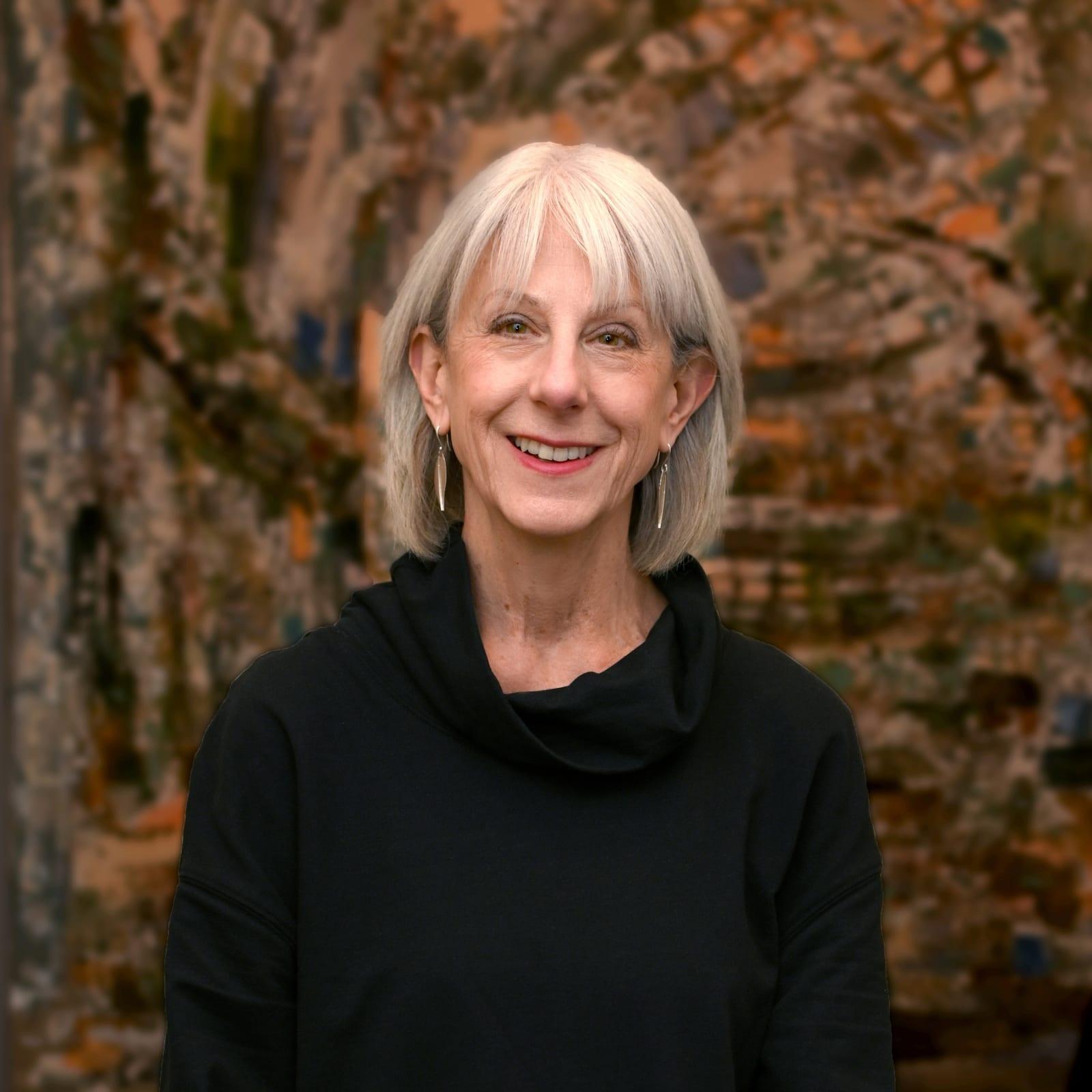 Marcia Hall Gallery Director, Art Consultant