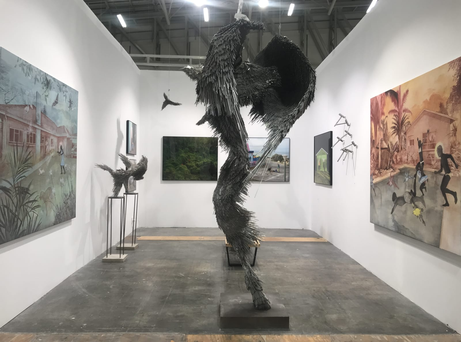 THK Gallery | Booth C7 | ICTAF 2020
