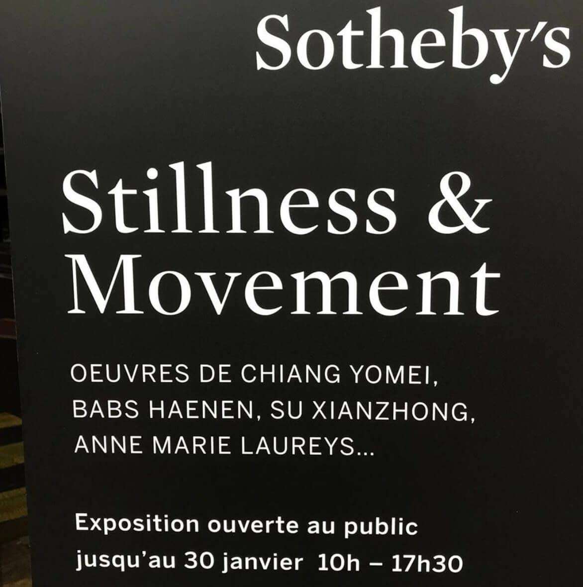Stillness & Movement