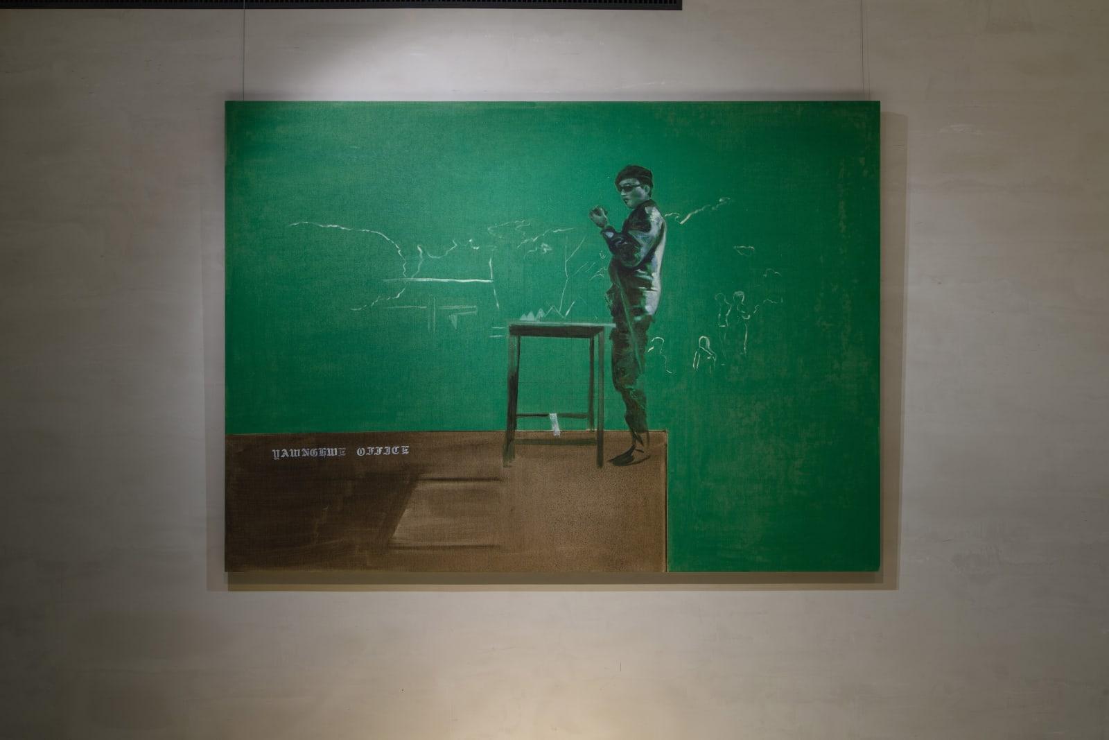 良瑞流亡辦公室|國家博物館:絕對反叛