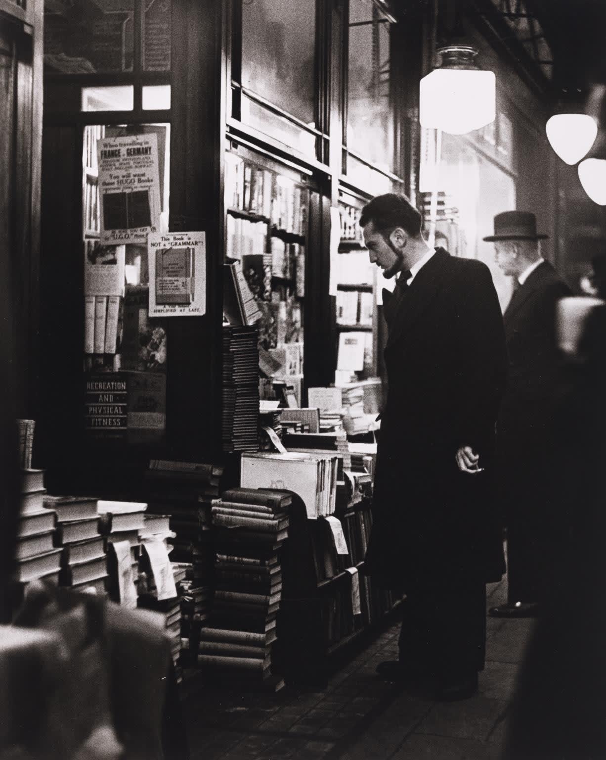 Charing Cross Road (bookstall), c.1936