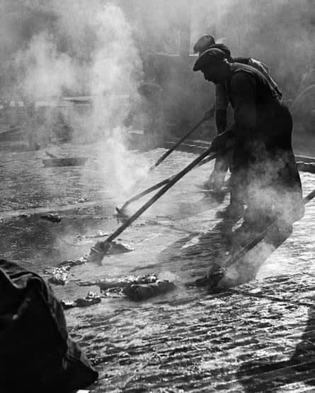 Charing Cross Road (paving), c.1936