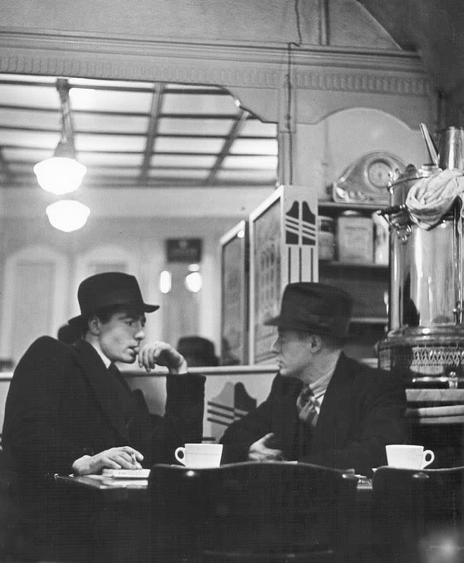 Charing Cross Road (cafe), 1936