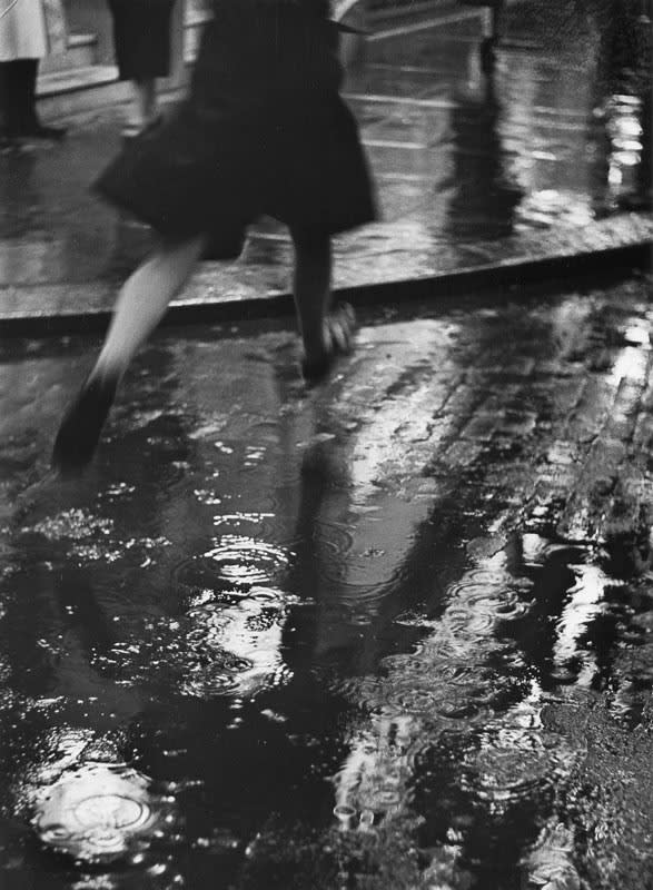 Charing Cross Road (puddle jump), 1937