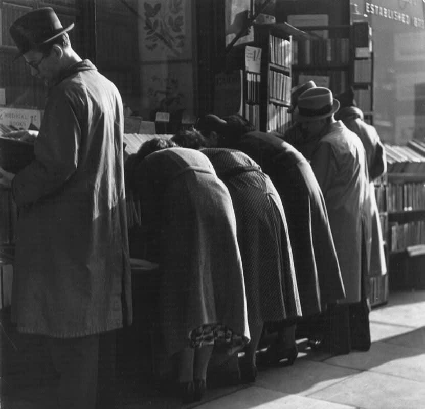 Charing Cross Road (bookshop), c.1936