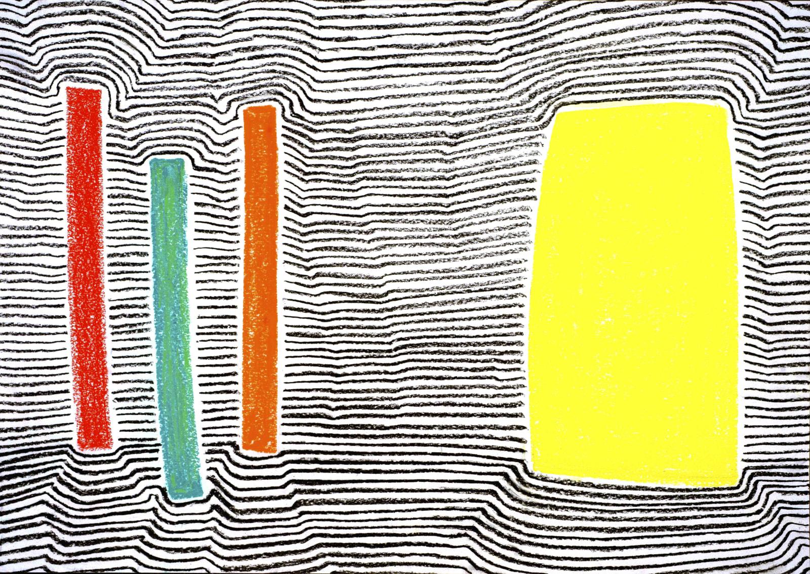 Osvaldo Mariscotti, Untitled NI-II, 2019