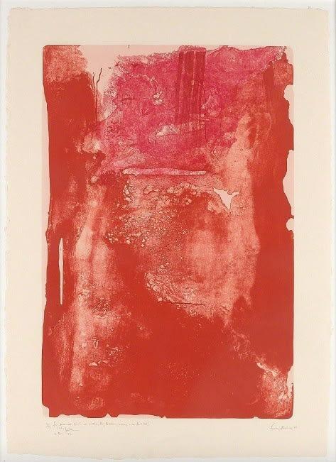 Helen Frankenthaler, Divertimento, 1983