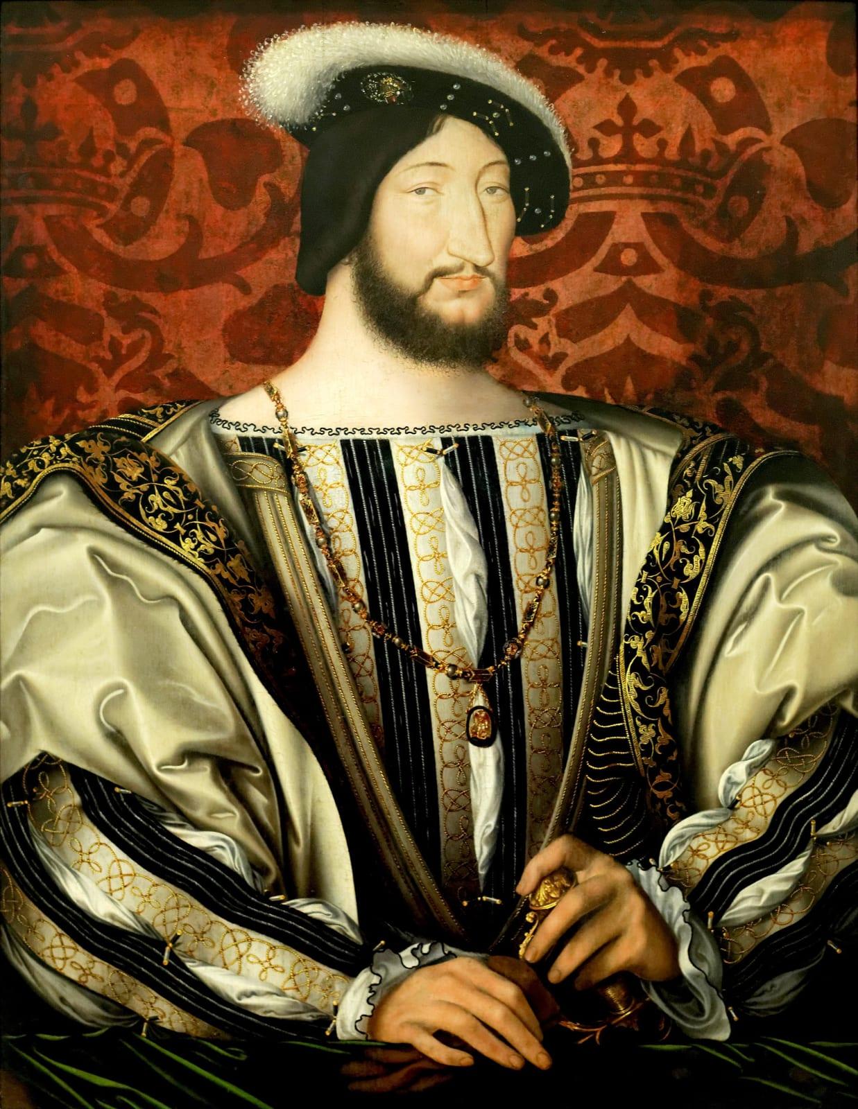Madeleine's father, Francois I of France (1494 - 1547)