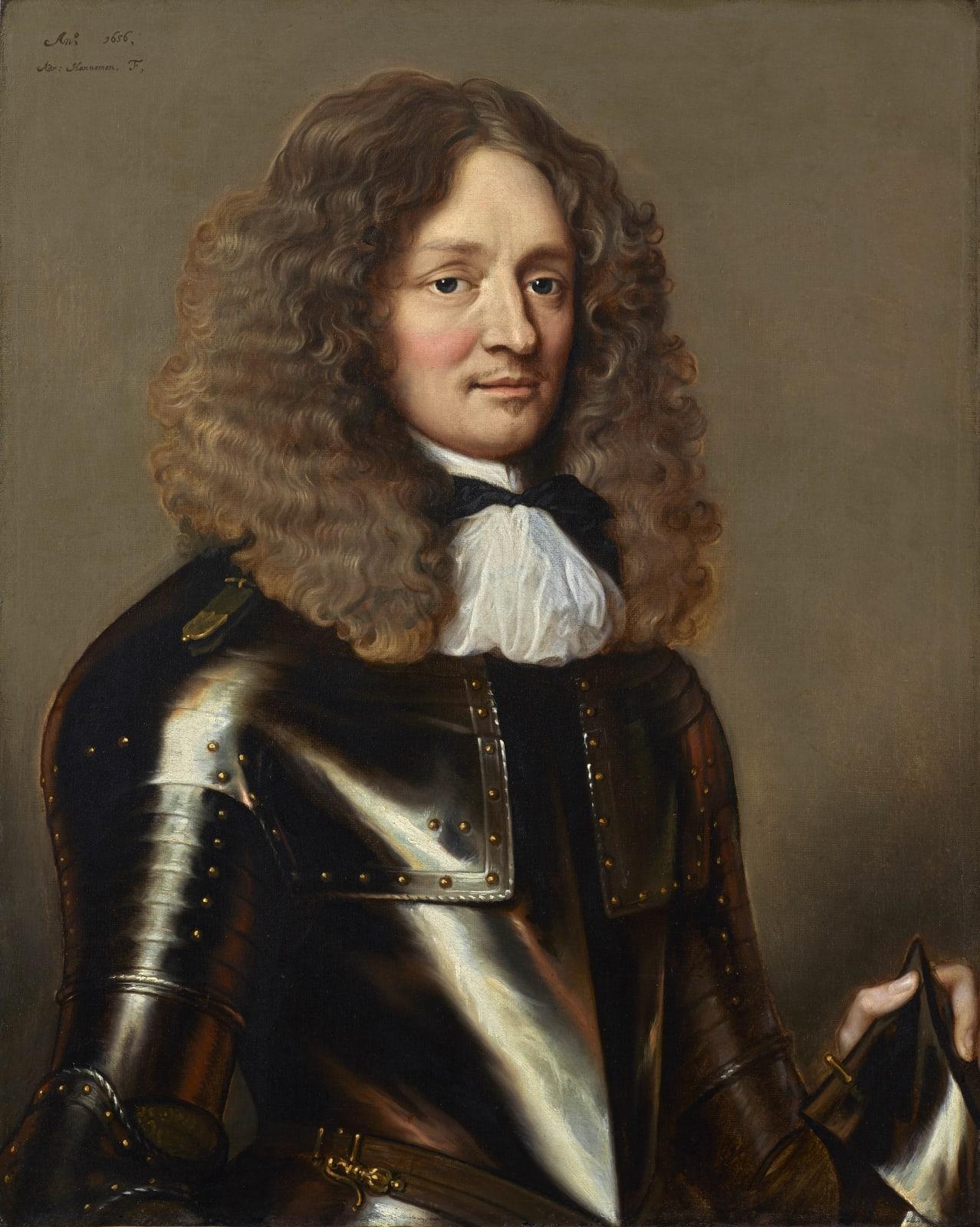 An unknown Dutch officer