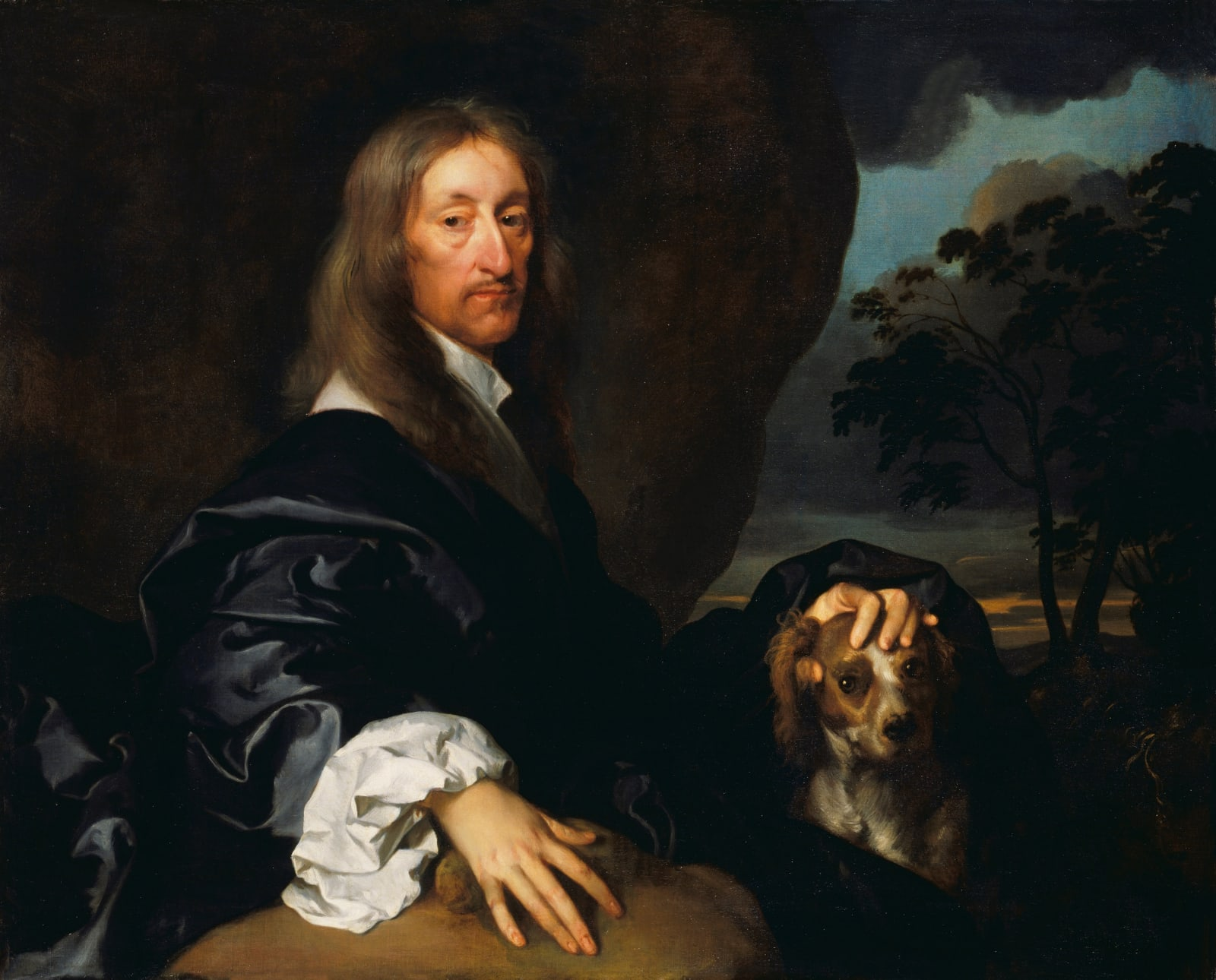 A gentleman, thought to be Sir Thomas Tipping (1615 - 1693)