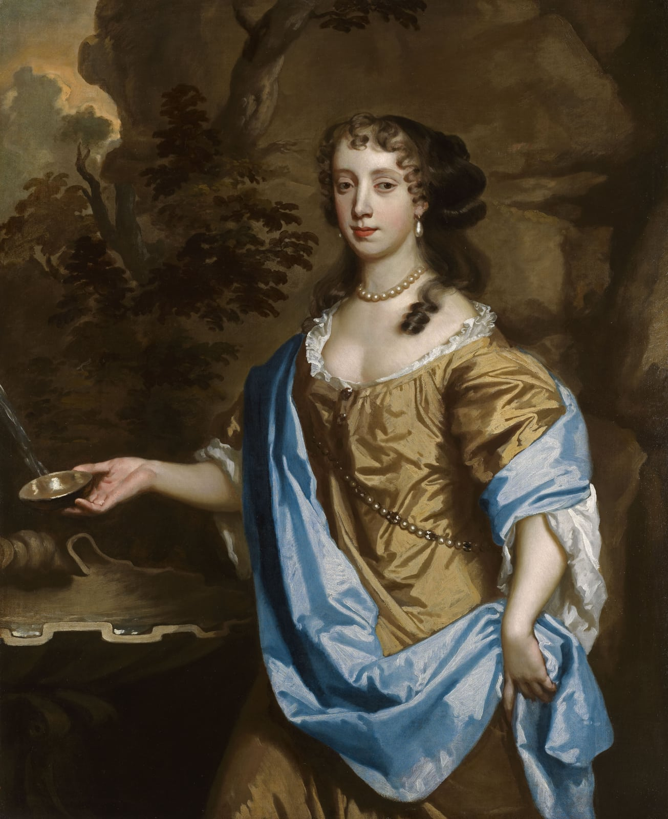An Unknown Noblewoman