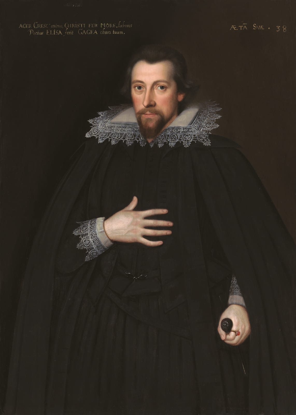 Christopher Cresacre More (1572-1649)