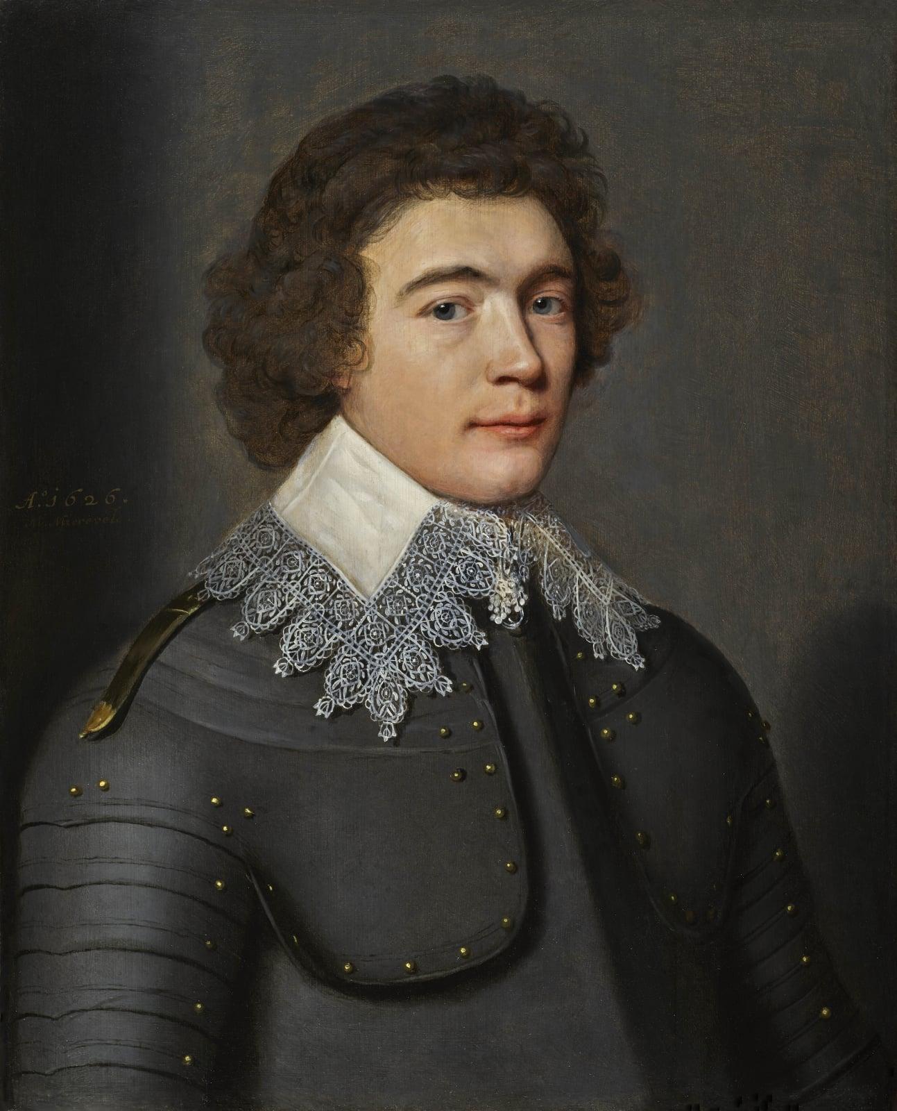 Frederic-Maurice de la Tour d'Auvergne, Duc de Bouillon, later Prince de Sedan (1605 – 1652)