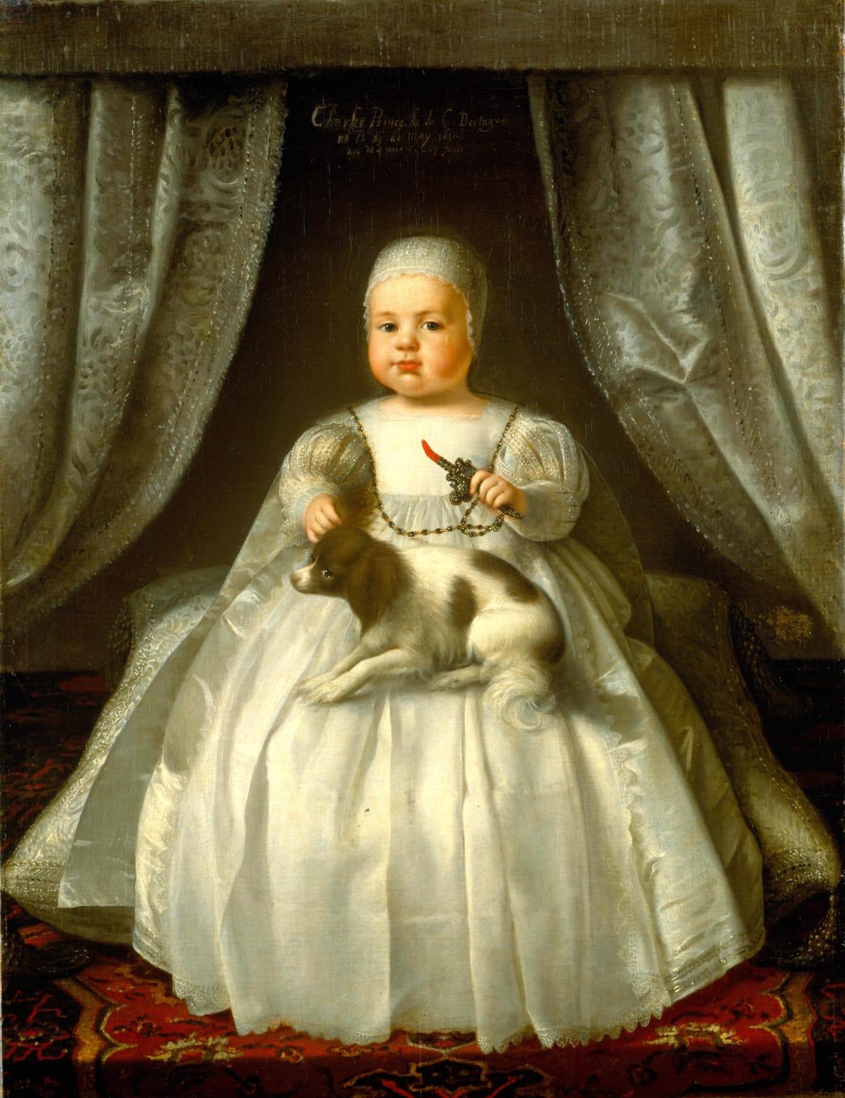 Charles II, as Prince of Wales (1630 - 1685)