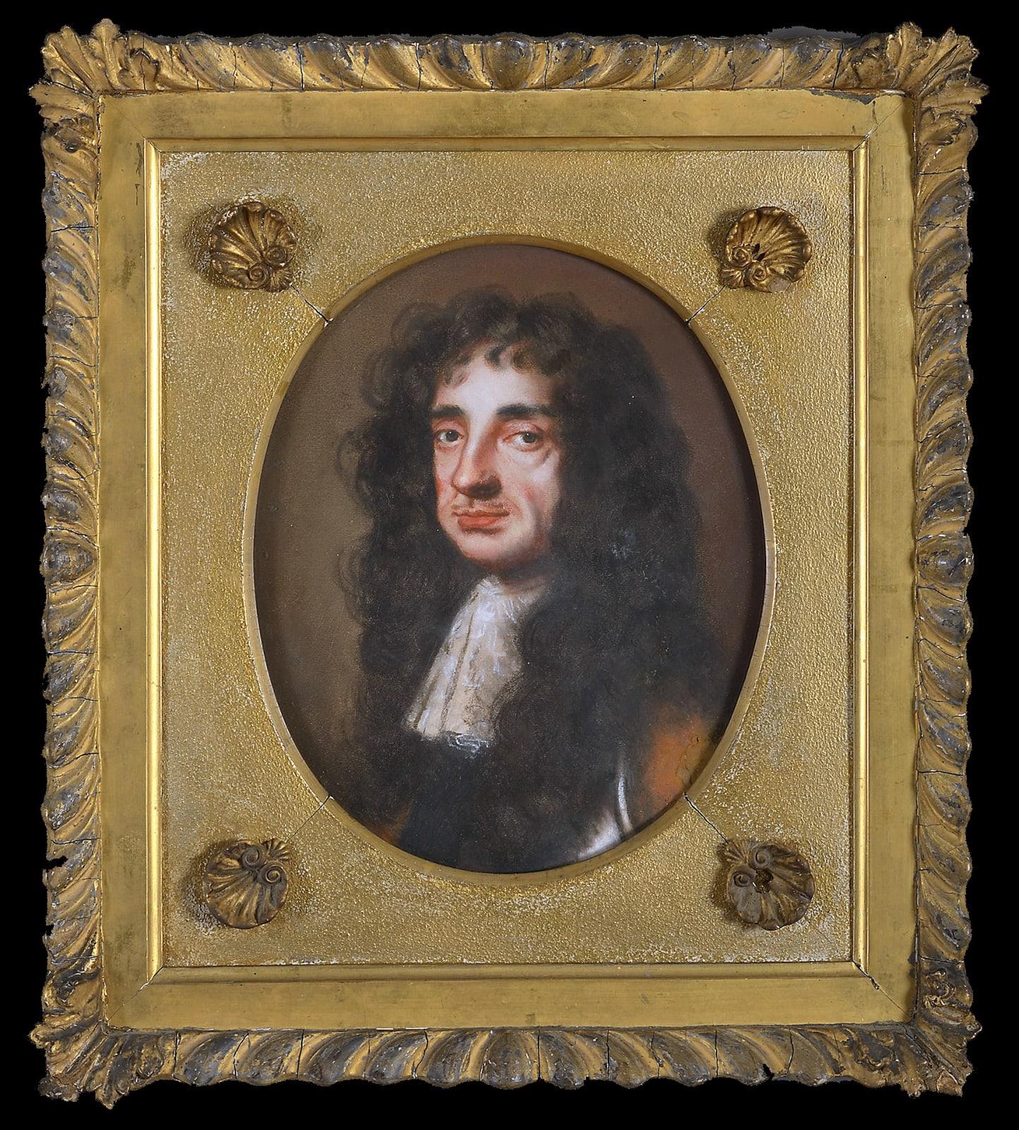 Edmund Ashfield (1640 - 1678), King Charles II (1630 - 1685), c.1675