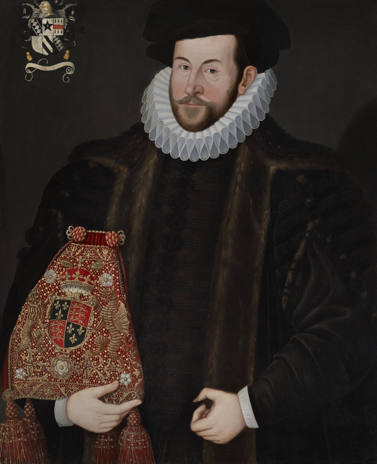 Sir John Puckering of Kew, Surrey and Weston (c. 1544 – 1596), Speaker of the House of Commons and Lord Keeper of the Privy Seal